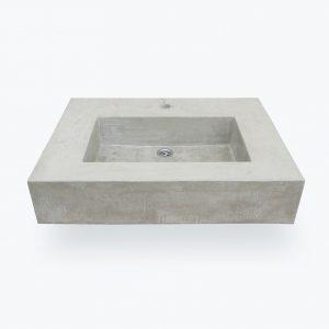 Pultové umývadlo z betónu MAX