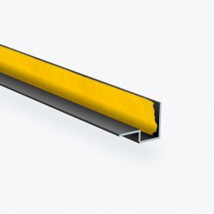 Profilová textúra bridlica